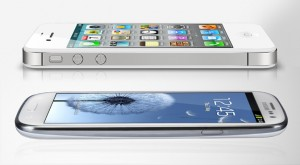 Samsung Galaxy and Apple iPone